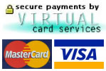 Secure Credit Card Payments Accepted